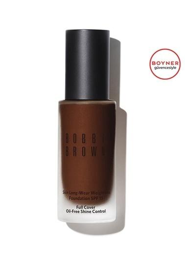 Bobbi Brown Bobbi Brown Skin Long-Wear Weightless Foundation SPF15 Chestnut Fondöten Renksiz